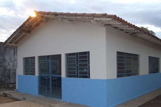 Nova sala de aula será toda climatizada  (Crédito: Jornal Esp)