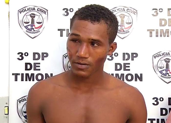 Evérton Pereira da Silva foi atropelado pela vítima (Crédito: Reprodução)