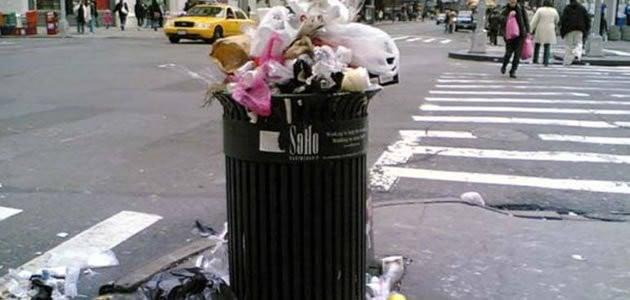 7 maneiras de deixar sua lata de lixo limpa