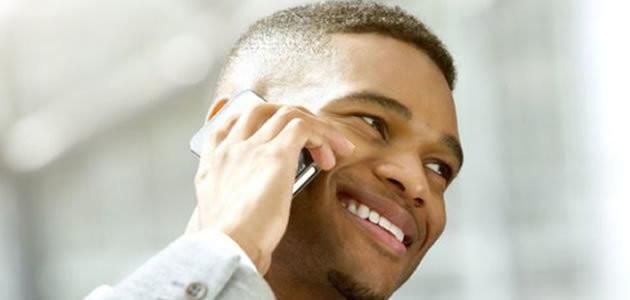 Trocar celular de mão pode ajudar a melhorar a conexão