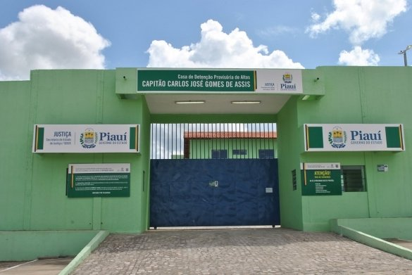 Centro de Detenção de Altos  (Crédito: Reprodução)