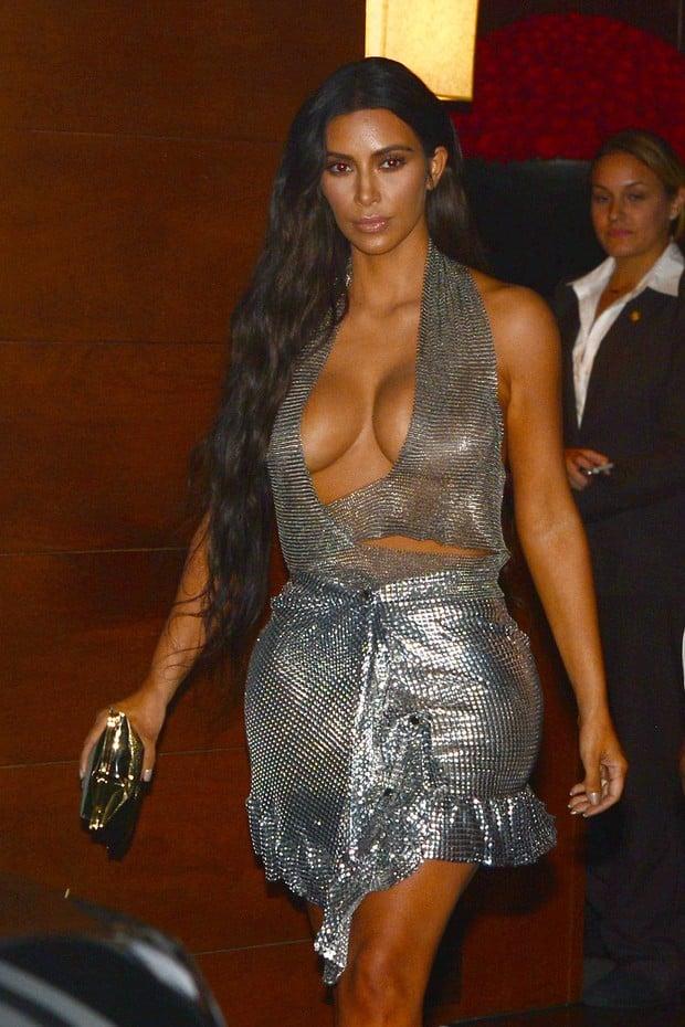 Kim Kardashian (Crédito: Reprodução)
