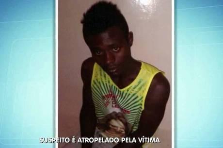Cansado, vítima de roubo pela 70ª vez atropela ladrão e é detido (Crédito: Reprodução)