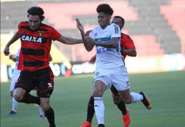 Com gol de Amaral, Coritiba vence o Sport fora de casa (Crédito: Reprodução)