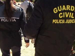 Polícia espanhola acha 4 corpos que podem ser de família brasileira (Crédito: Reprodução)