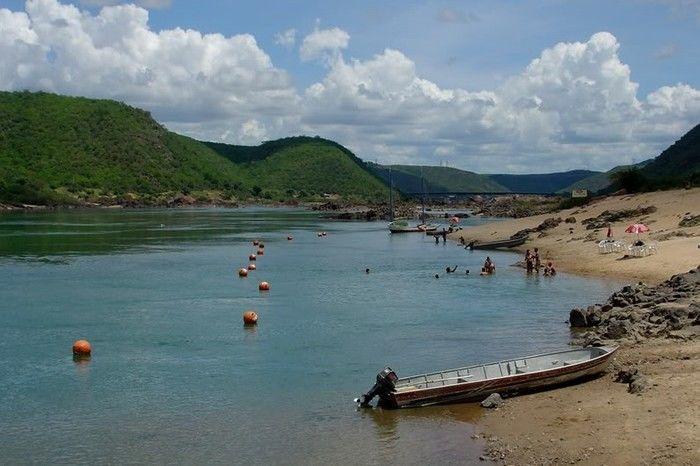 Prainha do Rio São Francisco  (Crédito: Divulgação)
