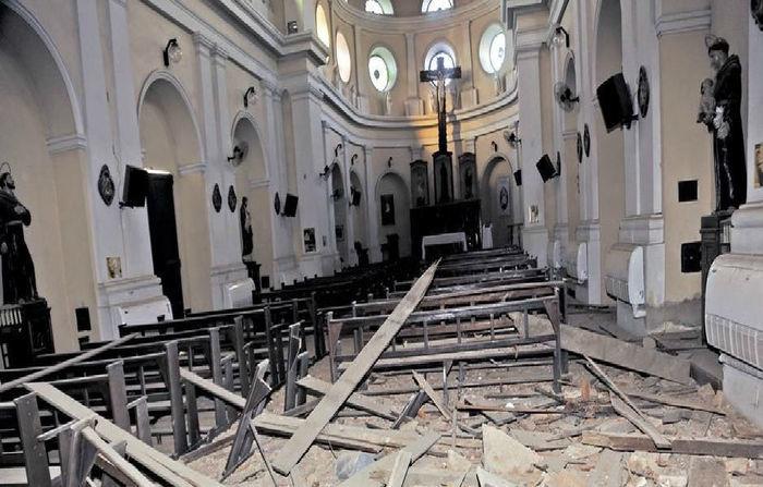 Igreja São Benedito (Crédito: Efrém Ribeiro)