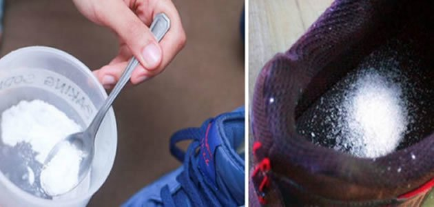 Acabe com o chulé usando sal nos sapatos