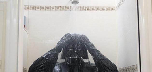 Tomar vários banhos pode ser prejudicial a saúde