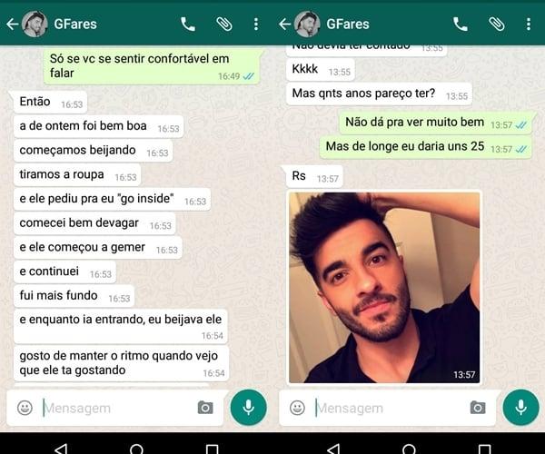 Guilherme Fares (Crédito: Reprodução)