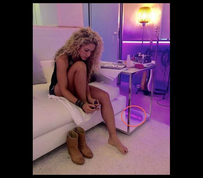 Shakira (Crédito: Reprodução/ Instagram )
