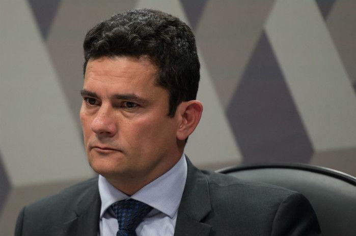 Sergio Moro (Crédito: Reprodução)