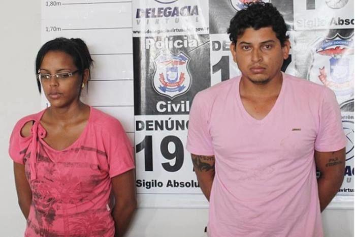 Pai mata filha e esconde corpo dentro de caixa em Cuiabá (Crédito: Reprodução)
