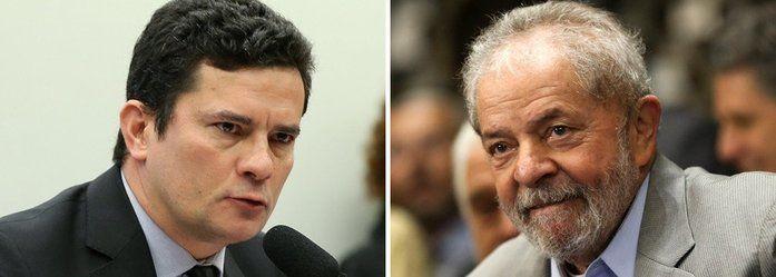Moro aceita denúncia e Lula vira réu (Crédito: Divulgação)