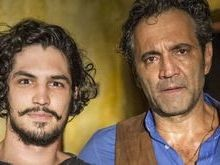 Gabriel Leone presta homenagem a Domingos Montagner no Instagram