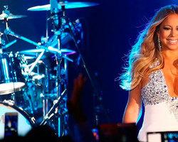 Mariah Carey pode participar do especial do cantor Roberto Carlos