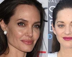 Marion Cotillard é apontada como pivô de separação de Jolie e Pitt