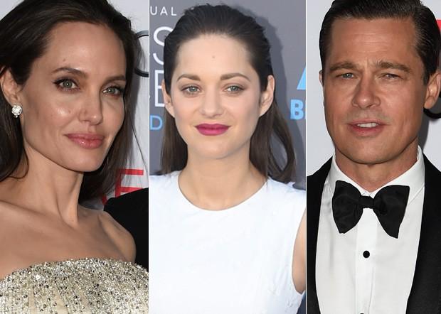 Marion Cotillard é apontada como pivô de separação de Jolie e Pitt  (Crédito: AFP)