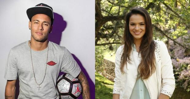 Neymar e Bruna Marquezine (Crédito: Divulgação)