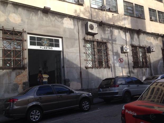 Crime ocorreu em Santos (Crédito: Reprodução)