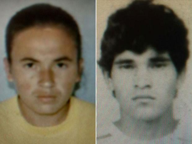Eva Oliveira Barbosa, presa em Brasília nesta quarta-feira (21) suspeita de matar o marido; foto de arquivo do pastor Damião Nascimento, assassinado com pauladas na cabeça, facadas e asfixia (Crédito: Reprodução)