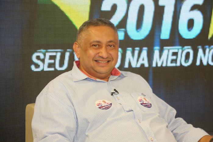Paulo Limeira (Crédito: Efrém Ribeiro)