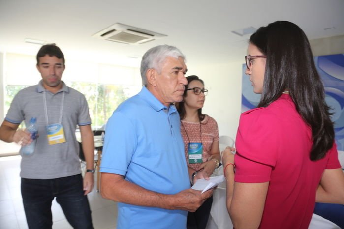 Candidato Luiz Menezes (Crédito: Efrem Ribeiro)
