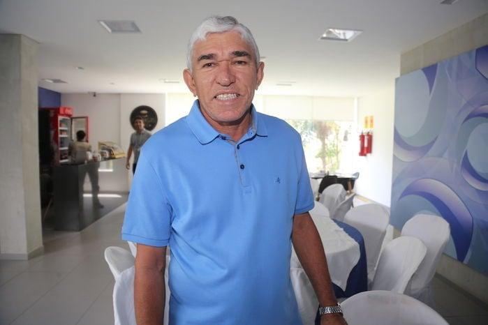 Candidata Luiz Menezes (Crédito: Efrem Ribeiro)