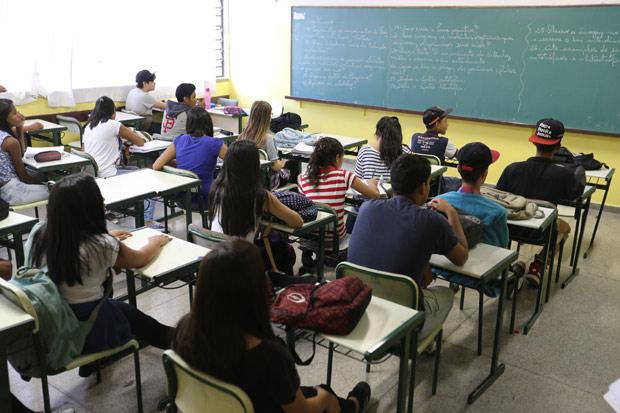 Reforma promove mudanças no ensino médio