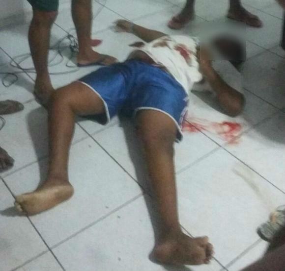 Garoto foi morto com cinco tiros em Timon (Crédito: Reprodução)