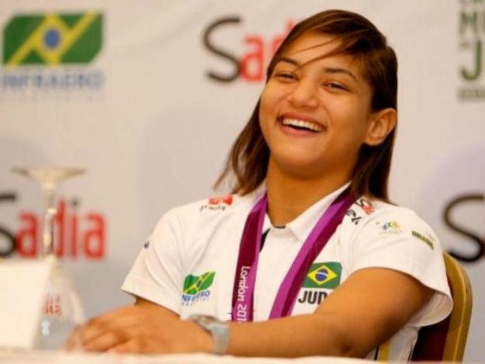Nome do Centro  traz homenagem para a atleta Sarah Menezes