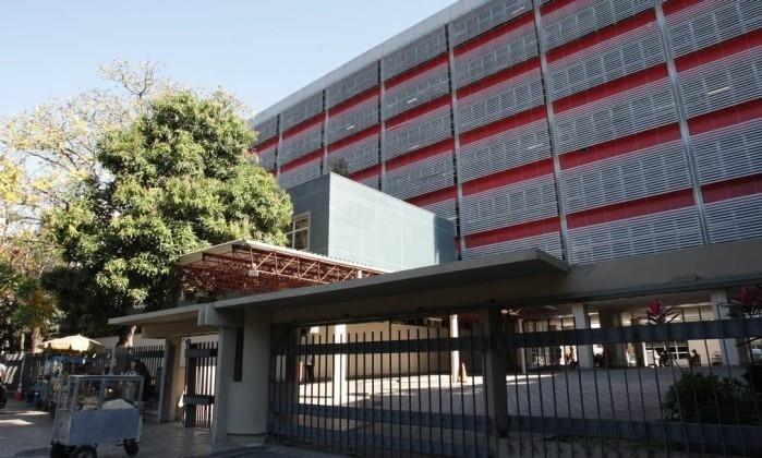 Hospital Souza Aguiar (Crédito: Reprodução)