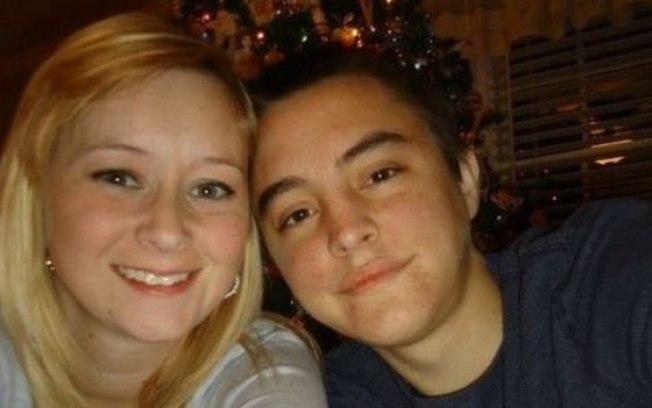 Jovens Katie e Dalton Prager se casaram em 2011  (Crédito: facebook)