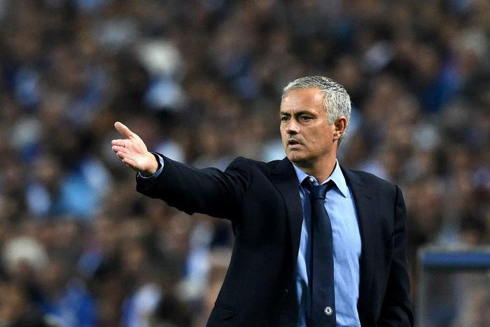 José Mourinho (Crédito: Reprodução)