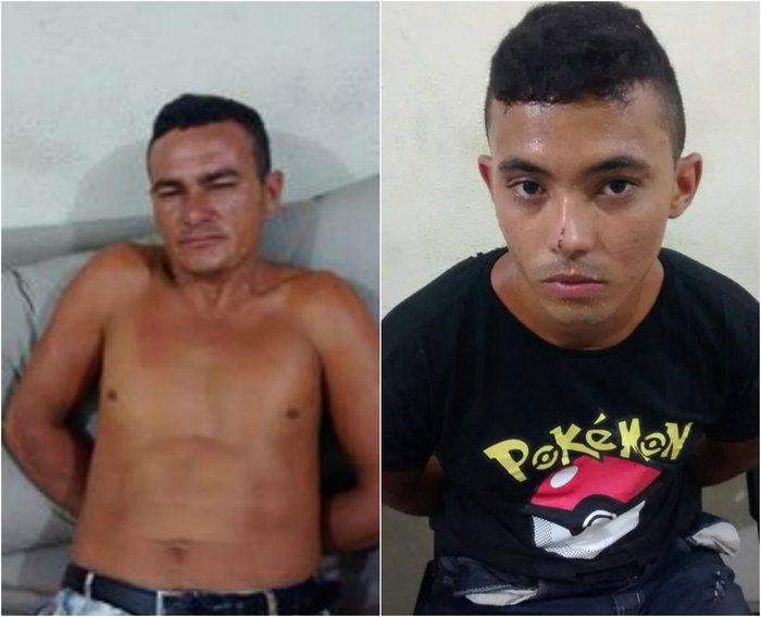 Polícia prende dois homens suspeitos de tráfico de drogas em THE (Crédito: Reprodução)