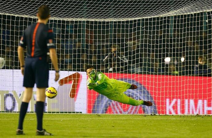 Diego Alves (Crédito: Reprodução)
