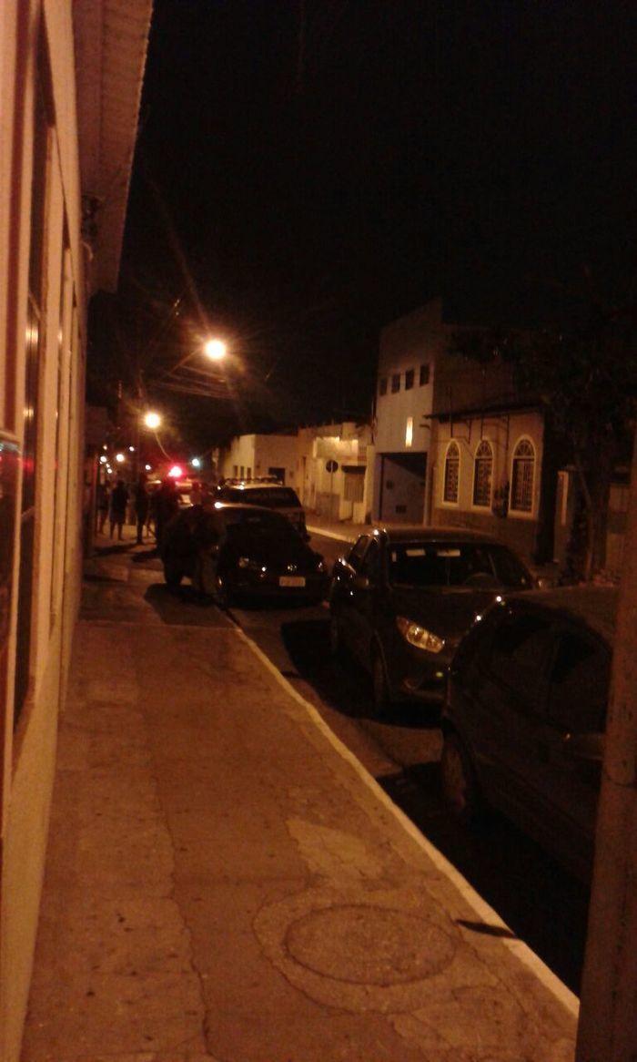 Policiais do Bope negociaram a libertação da família (Crédito: Reprodução)