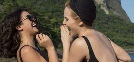 Bruna Marquezine vai protagonizar seu primeiro beijo gay em série