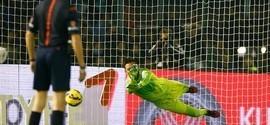 Diego Alves se torna o maior pegador de penaltis do Espanhol