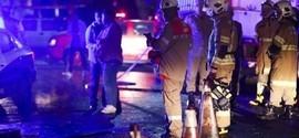 Oito pessoas ficam feridas após bueiro explodir no Centro do Rio