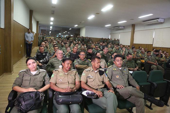 PM destaca 4.100 policiais para garantir a segurança nas eleições (Crédito: Efrém Ribeiro)