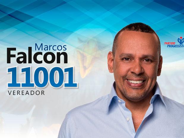Marcos Falcon (Crédito: Divulgação)