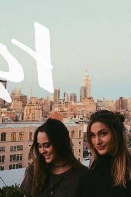 Sasha e amiga  (Crédito: Reprodução/ Instagram)