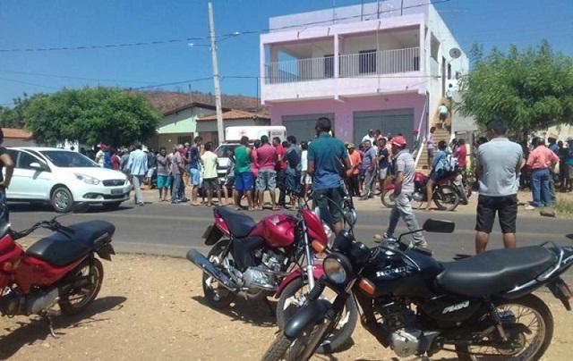 Crime em Itainópolis (Crédito: Reprodução)