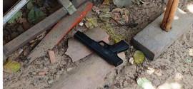 Jovem é assassinado a tiros em Parnaíba