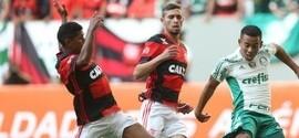 Palmeiras e Fla revivem disputa acirrada no Brasileiro após 5 anos