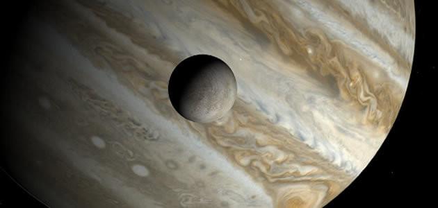 Lua de Júpiter pode conter vida extraterrestre