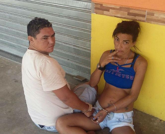 Dois foram presos