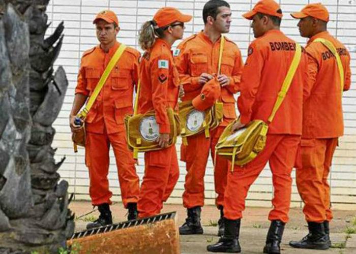 Concurso para Corpo de Bombeiros em Goiás