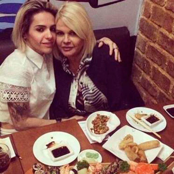 Monique Evans e Cacá Werneck (Crédito: Reprodução/ Instagram)